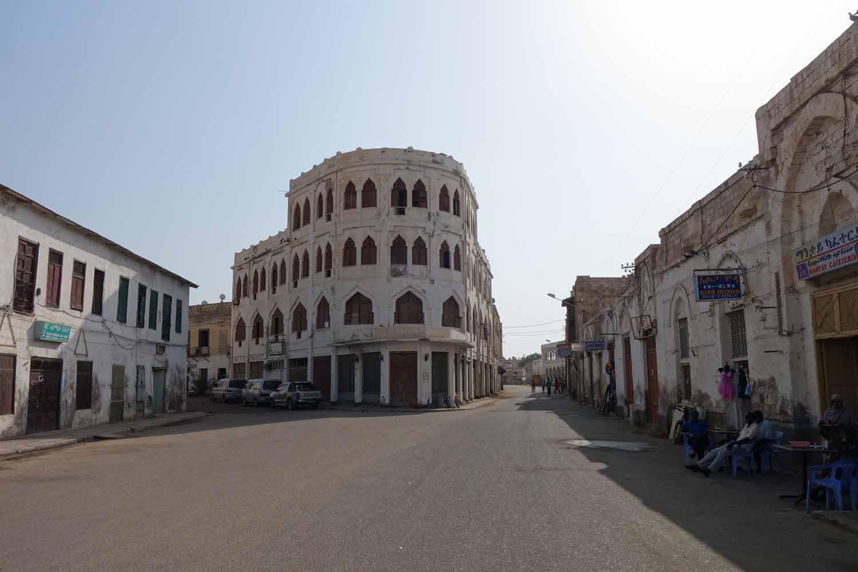 マッサワ旧市街