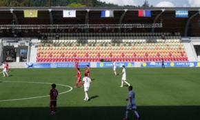 もうひとつのW杯「独立サッカー連盟」国際大会を紛争地域でサラリーマンが観戦してきました