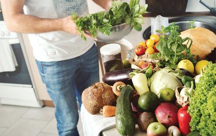 食事 野菜