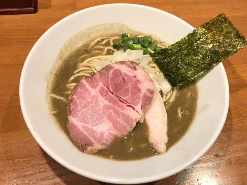 亀戸煮干中華蕎麦 つきひ