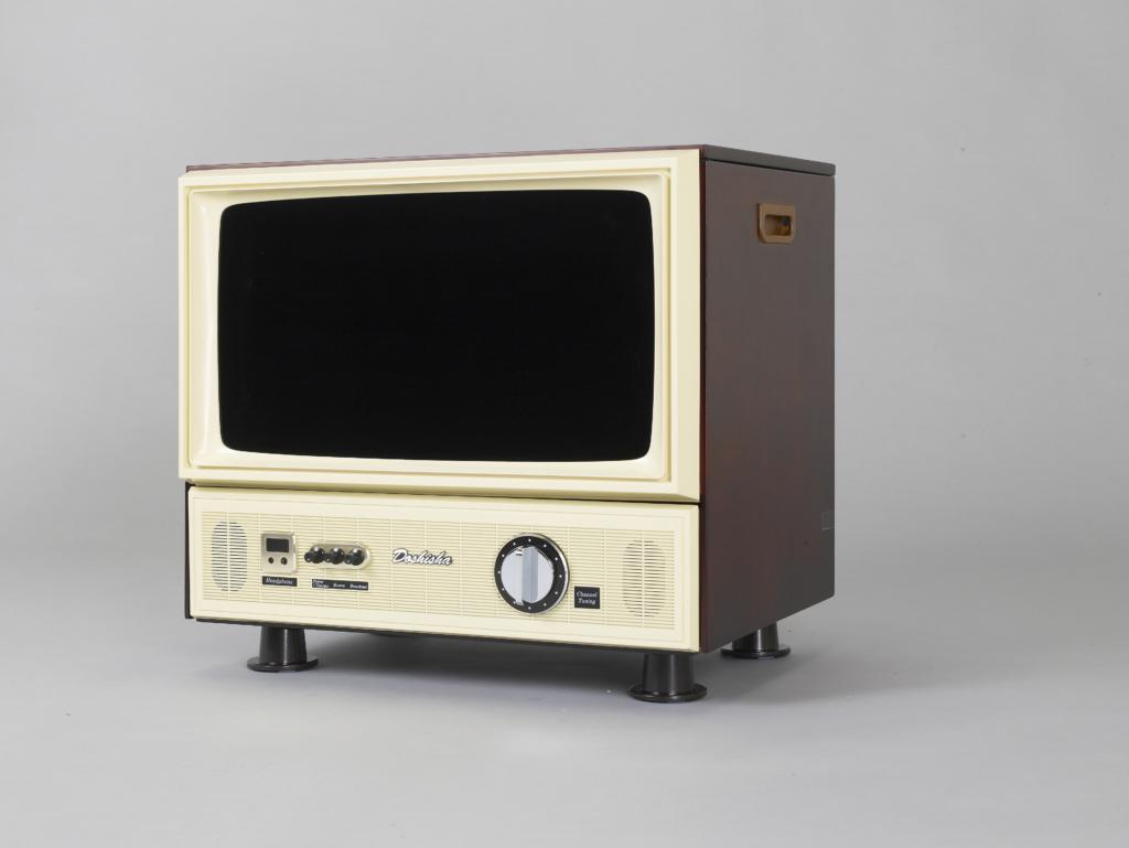 「ビンテージスタイルテレビ」