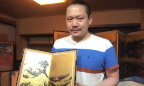 家業を継ぐという決断「アメリカ留学で気づいた日本の魅力」29歳屏風職人