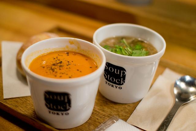 Soup Stock Tokyo表参道店