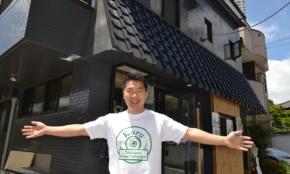 博報堂から28歳で独立「1.3億円で港区高輪初のゲストハウスをオープン」