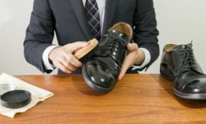 面倒な靴磨きがラクラクに! 3分でできる革靴メンテナンス術
