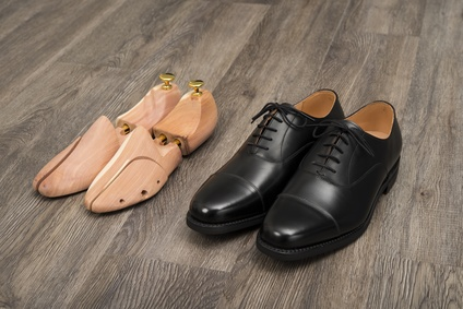 革靴 シューキーパー