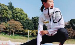 陸上女子「最速女王」福島千里、「情熱大陸」に表れた復活への情熱