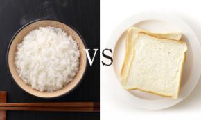 「ご飯」VS「パン」どっちが快便にいい?コンビニで買えるオススメ商品も紹介