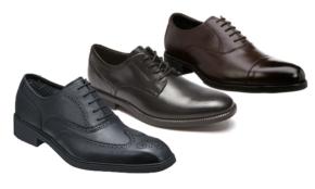 靴ムレ防止、歩きやすさも「ビジネスシューズ」ならこの3選