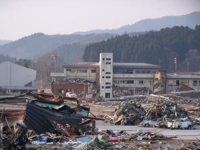 東日本大震災三陸町