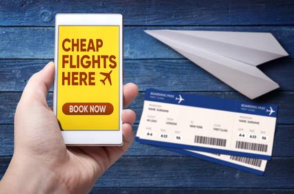 Cheap airline flights
