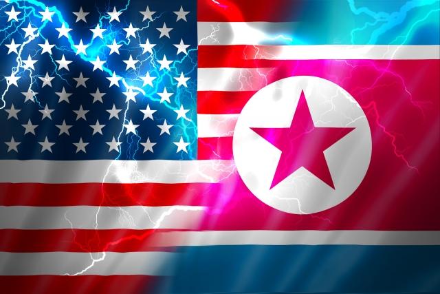 北朝鮮 アメリカ