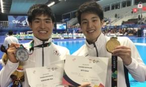 アジア大会・競泳で金メダルの瀬戸大也。次なる野望がネットで話題に