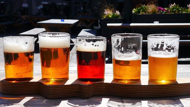 夏 ビール