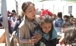 「寄り添う、って言葉が嫌い」シリア難民キャンプで教育支援をする日本人女性の覚悟