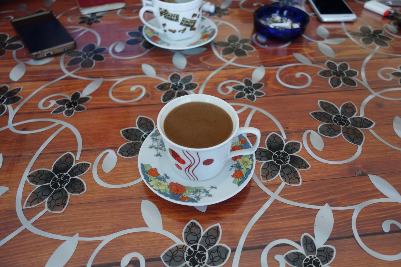 コソボのコーヒー