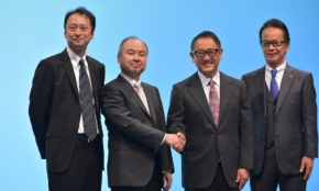 トヨタとソフトバンク、提携で話題の両社で働く社員の本音とは?