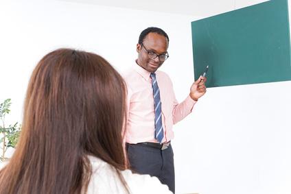 外国語の授業