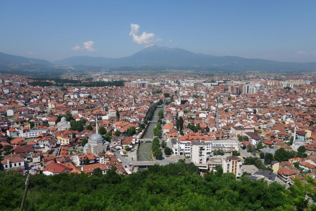 コソボ、プリズレン