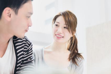 仲の良い夫婦の会話