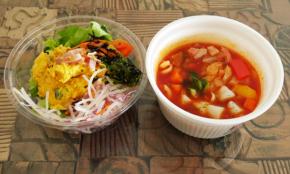 野菜サラダと野菜スープ、賢いコンビニ朝食はどっち?選び方のコツ5点