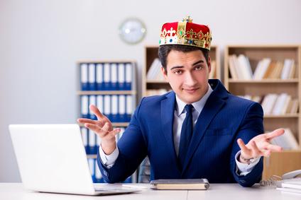 王様 ビジネス