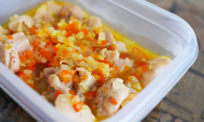 カレーやパスタが感動の味に!「香菜チキン」大量作り置きレシピ