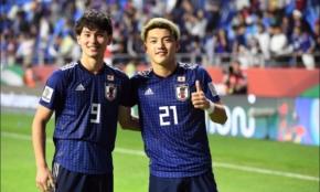 サッカー日本代表「新・ビッグ3」、堂安律のビッグマウス伝説