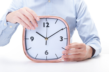 大きな時計
