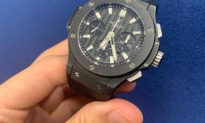 200万円の腕時計をレンタルで身につけ、何人に気づかれるか実験した結果