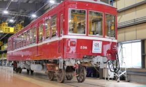 京急電鉄、昭和初期の名車「デハ230形」リターンズ。赤い雄姿が再び