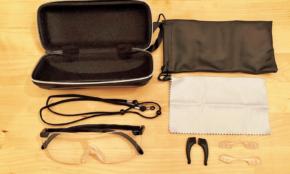 ハズキルーペもどきが1000円代。激安拡大メガネの実力は?