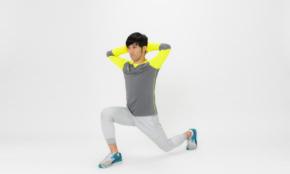 歩幅が狭い人は運動不足に要注意。「スプリットスクワット」で解消