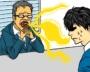 職場のスメハラ上司にイラッ…口からニンニク臭、香水かけすぎ