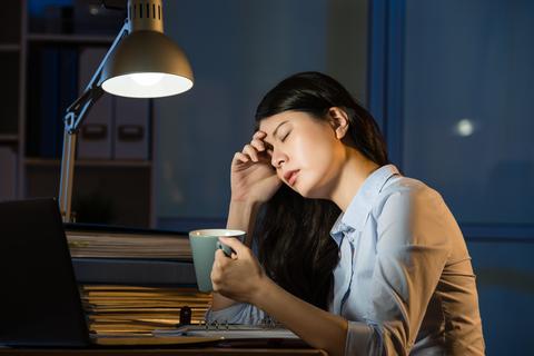 女性 疲労