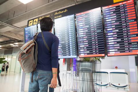 海外旅行 スケジュール
