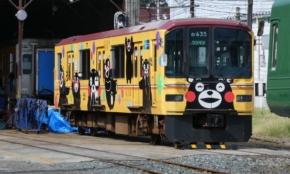 ローカル私鉄ならではの事情も…110周年、熊本電鉄の現役・引退車両