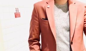 脱・学生っぽさ。大人の私服ファッションはジャケットで決まる