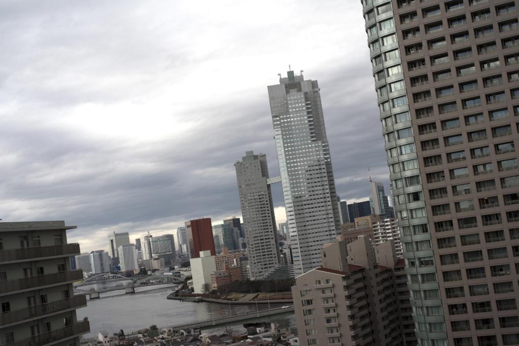 タワマン台風