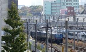 相鉄から一気に新宿へ。相鉄・JR直通線 に乗って大興奮した