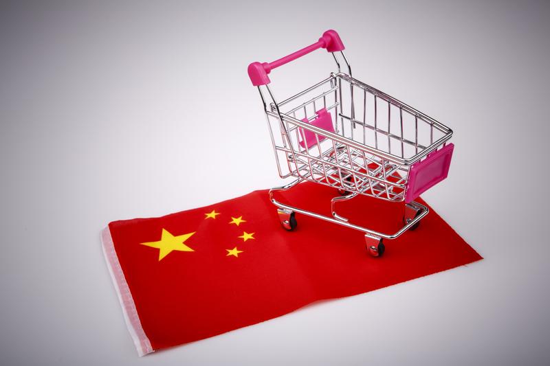 中国 ショッピング