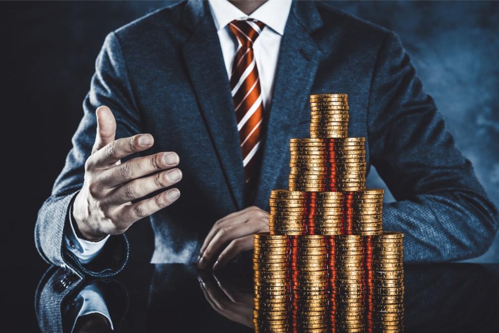 ビジネス お金