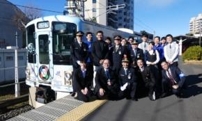 """西武鉄道、ライオンズ選手とコラボ。""""48席限定""""の特別列車ツアーに"""