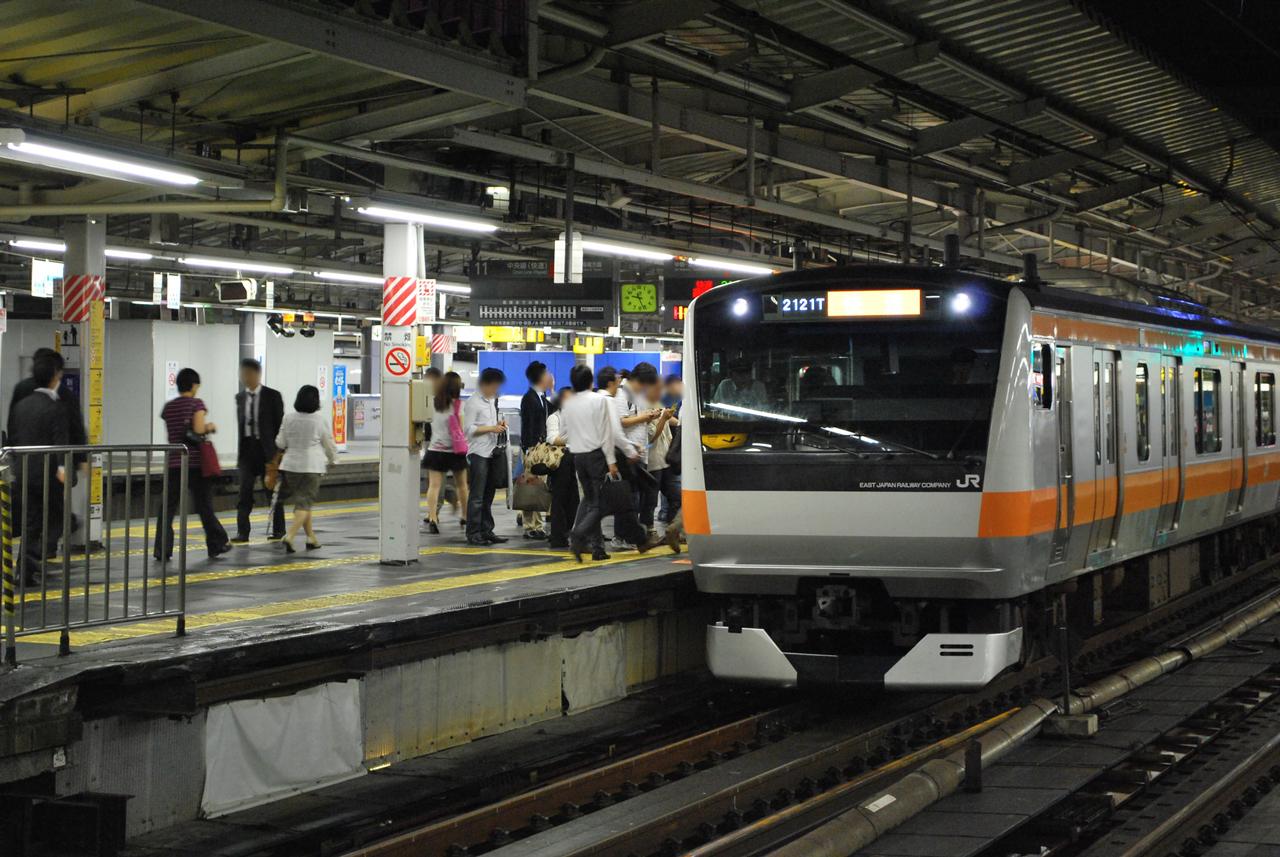 中央線 電車