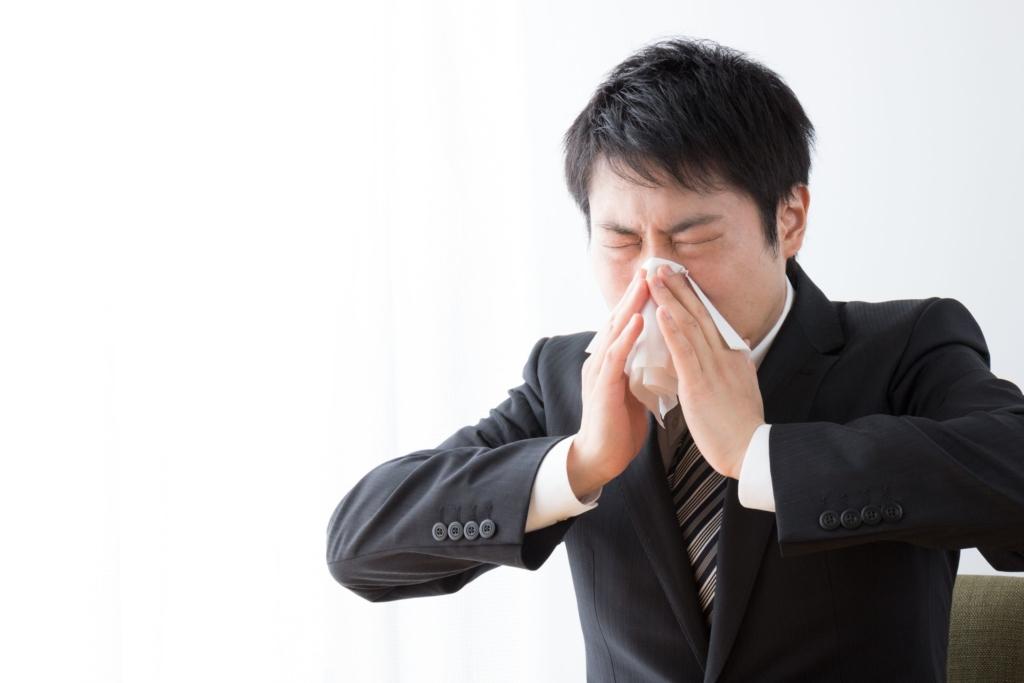 鼻水 花粉症