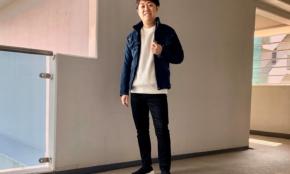 ワークマン・3900円ジャケット着こなし術。ユニクロと合わせて大人っぽく