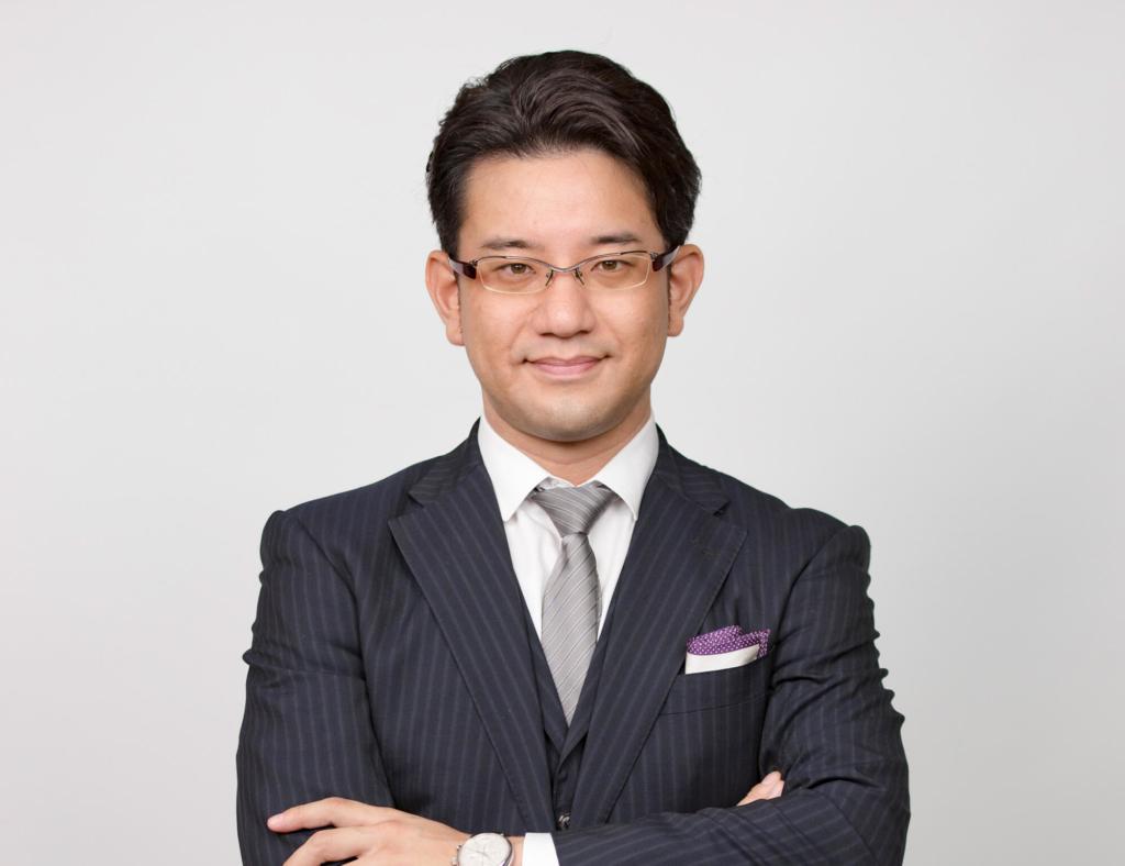 山本琢磨氏