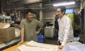 日本は服の自給率が低い。「国産アパレルブランド」が持つ危機感