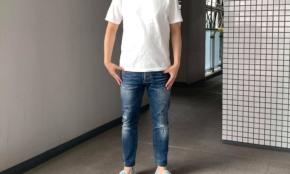 乳首が気になる…?ユニクロ「エアリズム白シャツ」ほか2着を実装比較