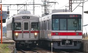 東京メトロ03系がなぜ長野に?長野電鉄3000系デビューを追う